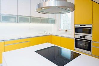 Кухонные фасады пленка