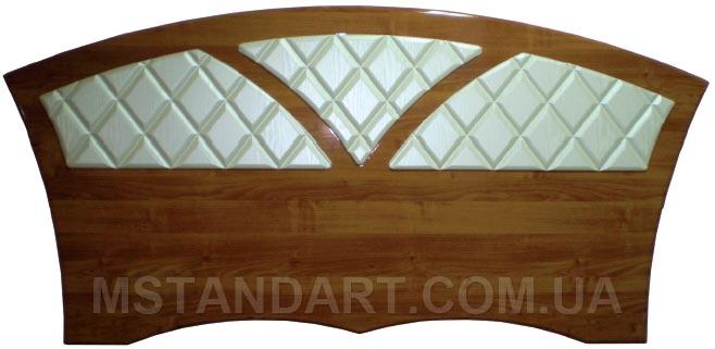 Спинка деревянная для кровати, купить