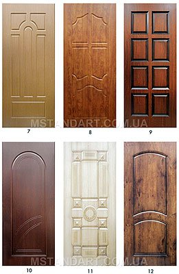 Двери МДФ на заказ